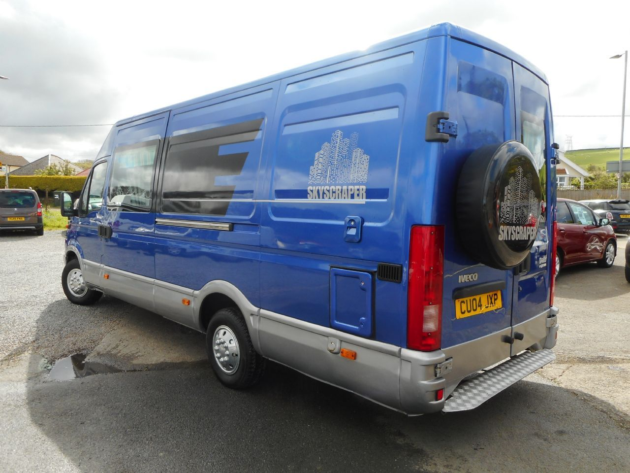 IVECO DAILY 35S12D W/B 3450 (2004) - Picture 6
