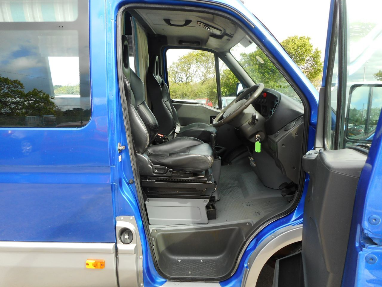 IVECO DAILY 35S12D W/B 3450 (2004) - Picture 9