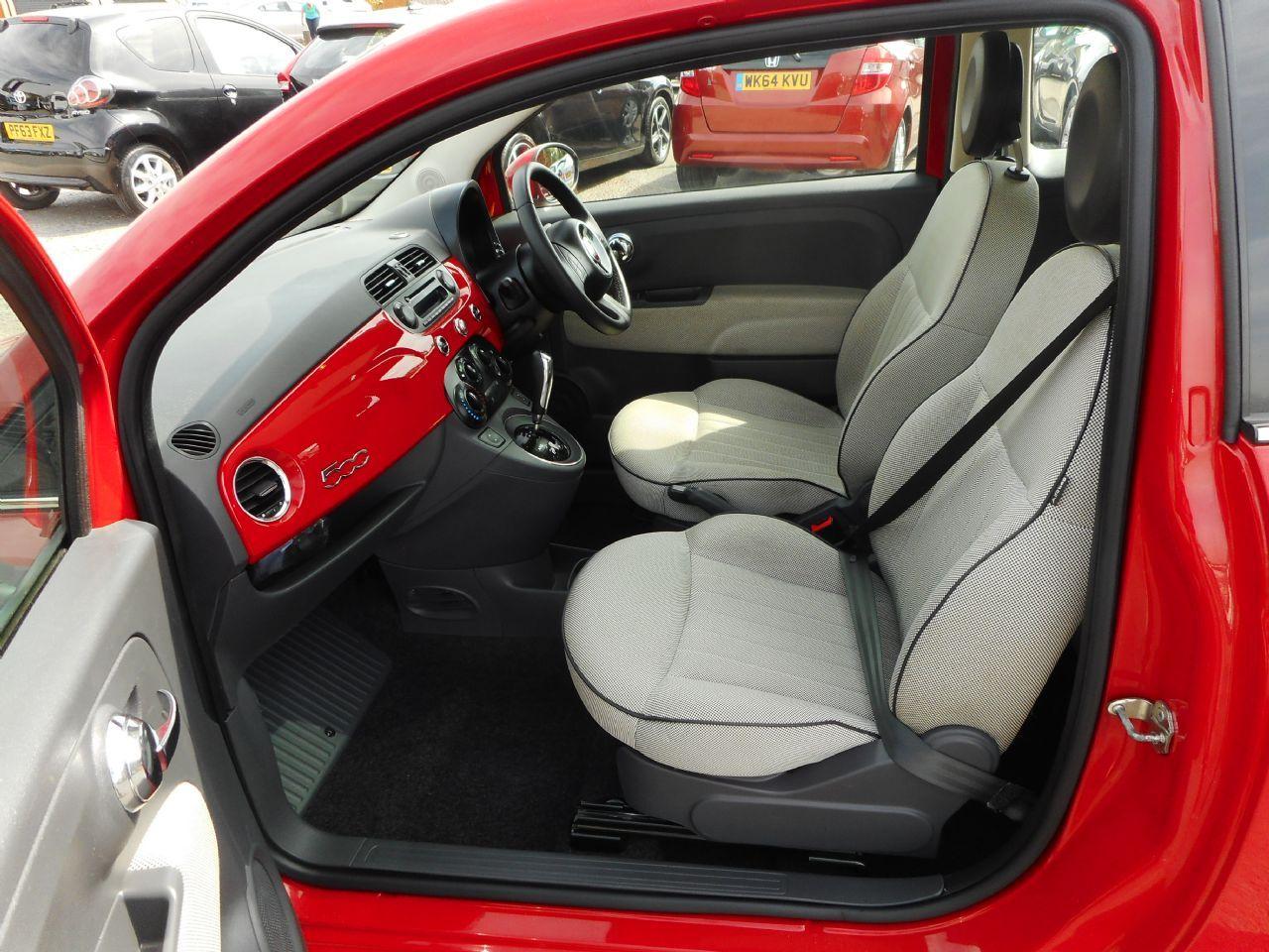 FIAT 500 1.2i Lounge S/S AUTO (2011) - Picture 11