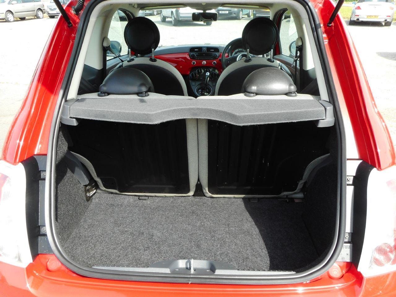 FIAT 500 1.2i Lounge S/S AUTO (2011) - Picture 15