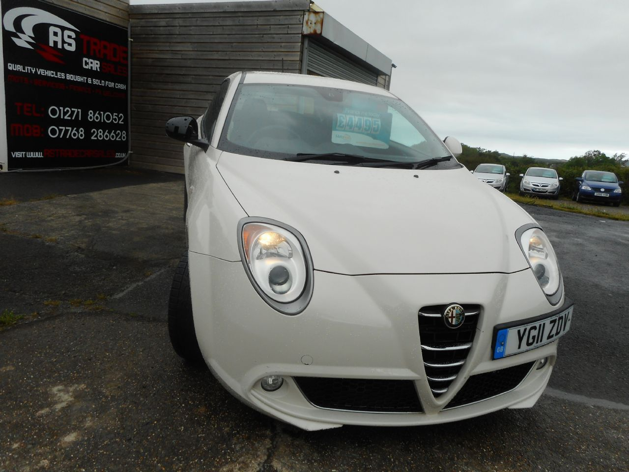 ALFA ROMEOMITO1.4 16v 95 bhp Sprint for sale