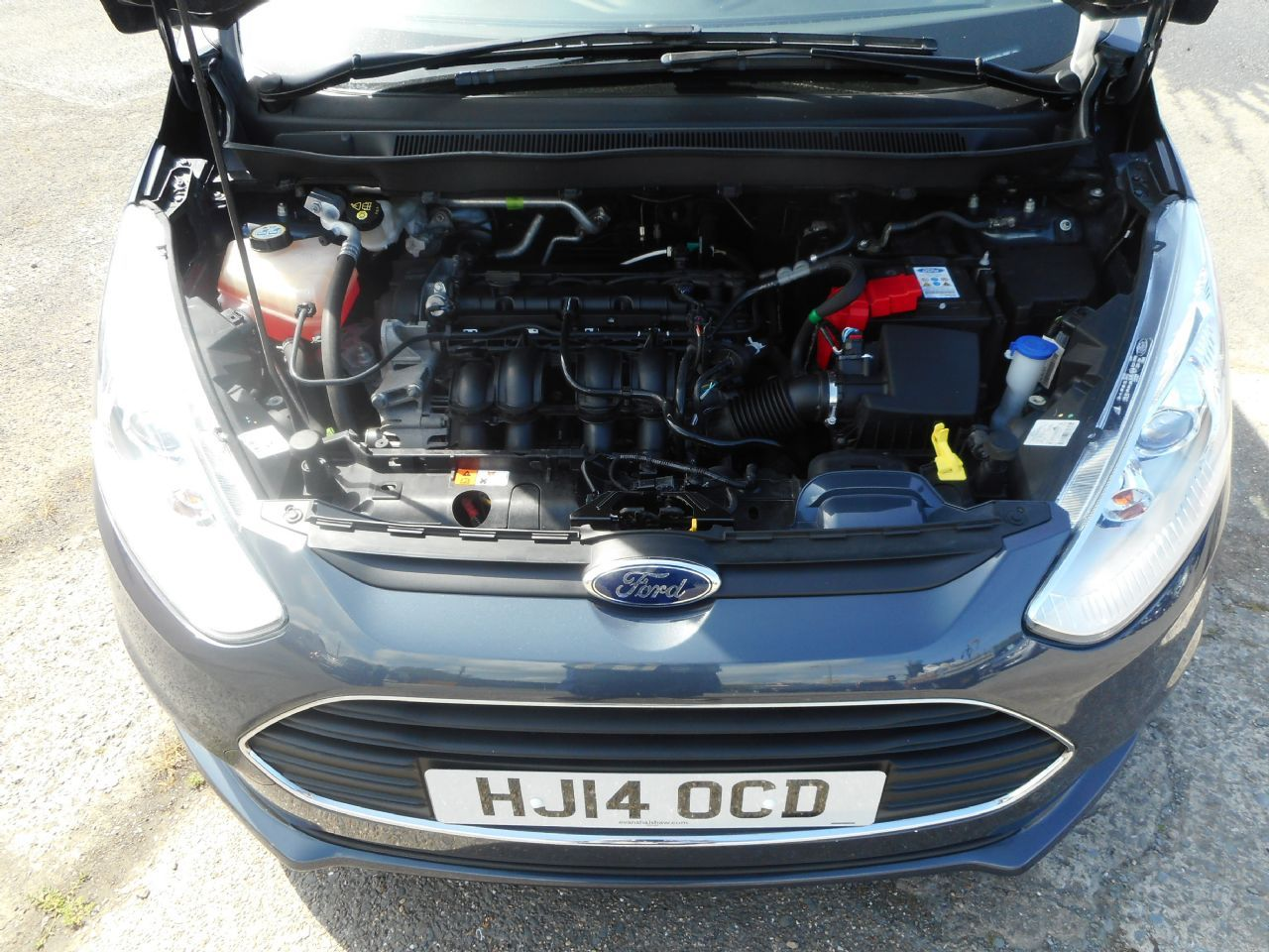 FORD B-MAX 1.6 105PS PowerShift Zetec (2014) - Picture 15