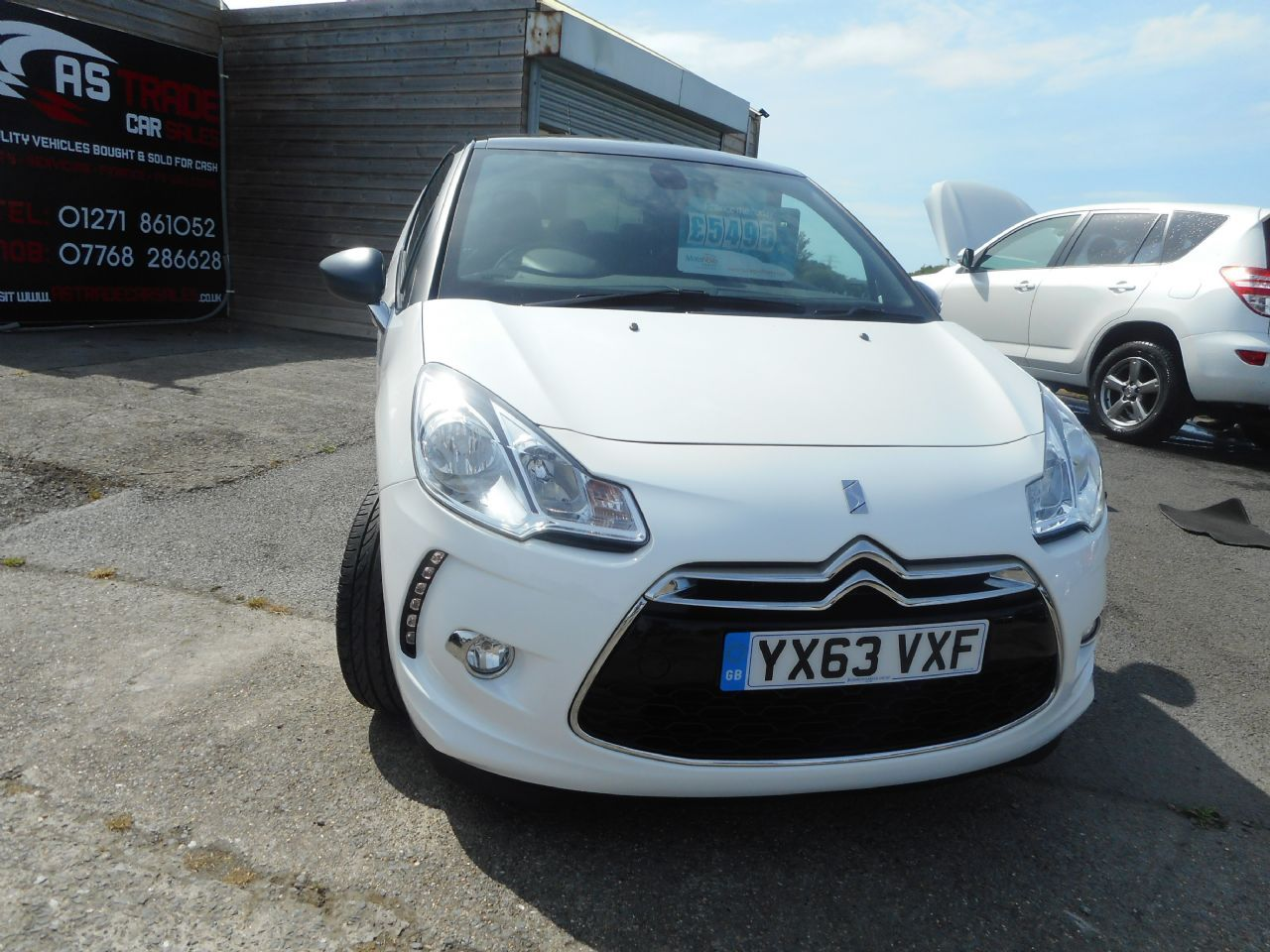 CITROENDS3VTi 120 DStyle for sale