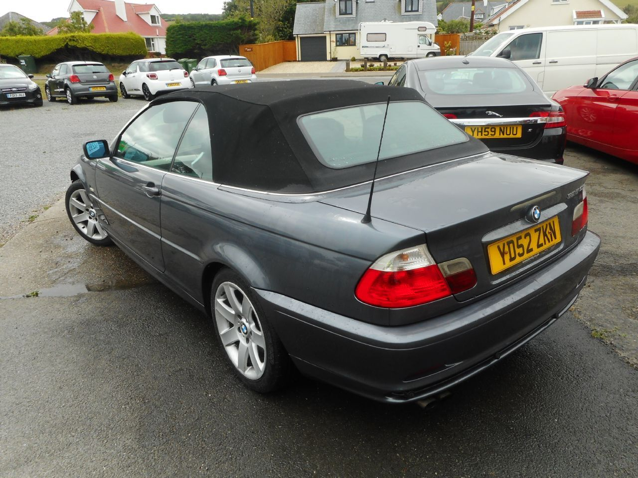BMW 325CI 2.5i (2002) - Picture 6