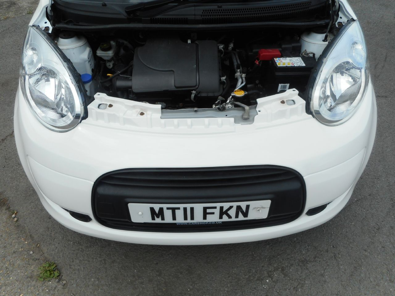 CITROEN C1 1.0i 68hp VTR (2011) - Picture 18