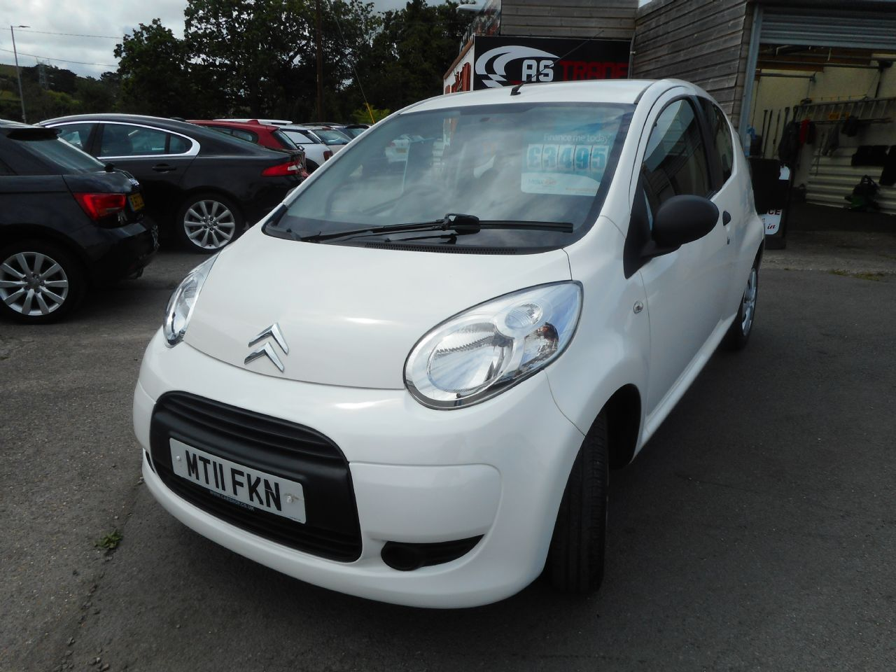 CITROEN C1 1.0i 68hp VTR (2011) - Picture 6