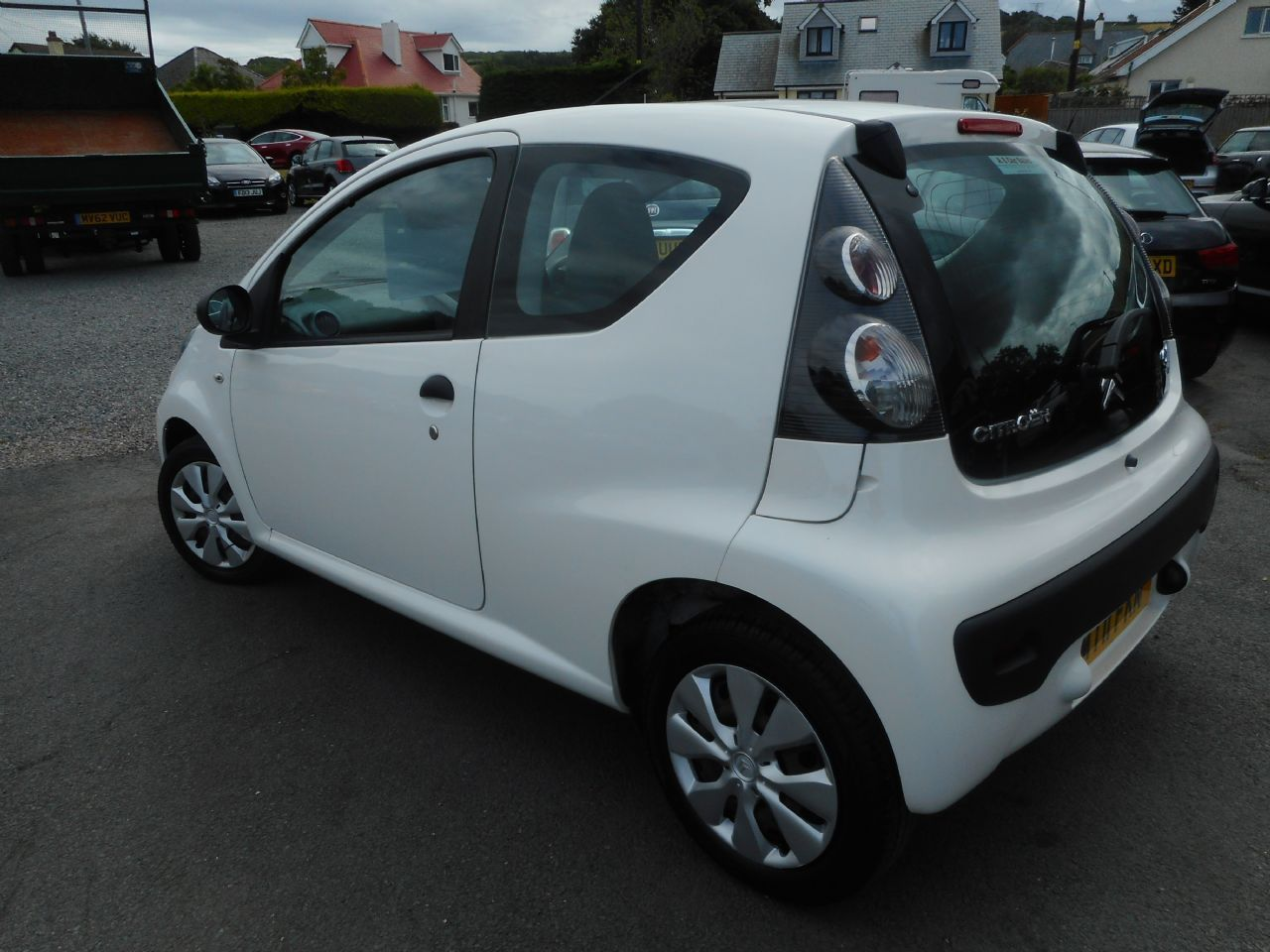 CITROEN C1 1.0i 68hp VTR (2011) - Picture 8