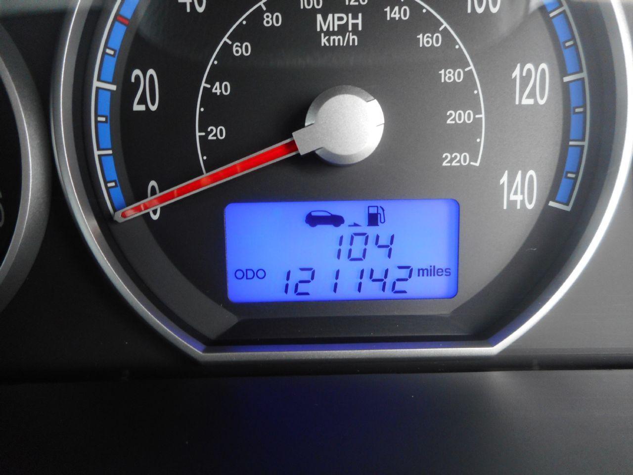 HYUNDAI Santa Fe 2.2 CRTD CDX 5 Seat EU4 (2008) - Picture 14