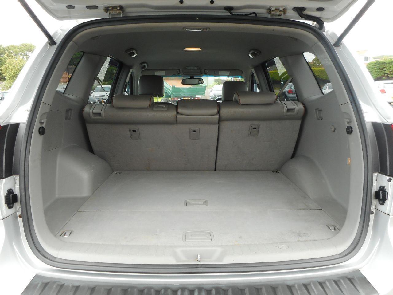 HYUNDAI Santa Fe 2.2 CRTD CDX 5 Seat EU4 (2008) - Picture 15