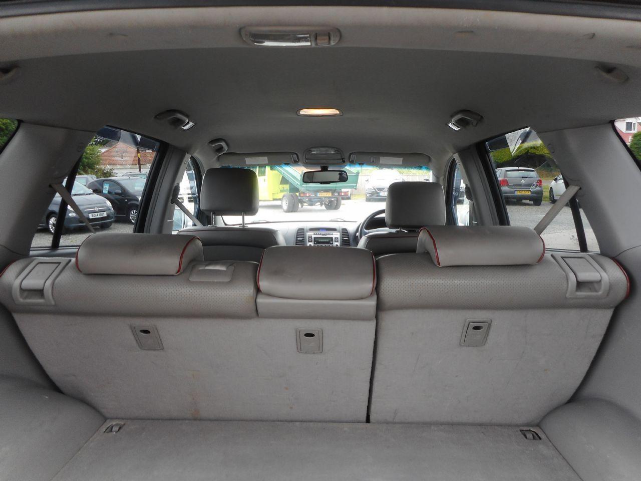 HYUNDAI Santa Fe 2.2 CRTD CDX 5 Seat EU4 (2008) - Picture 16
