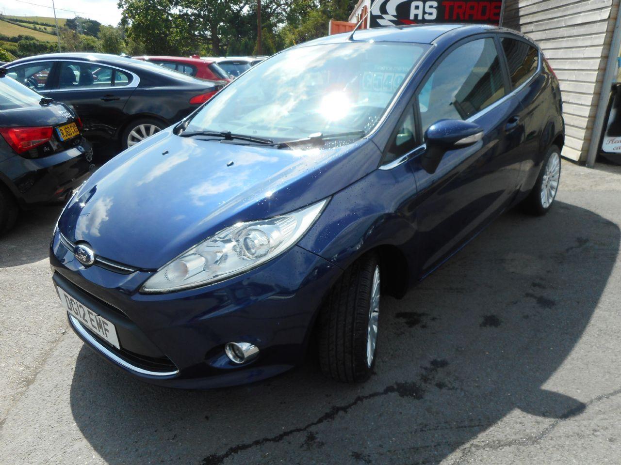 FORD Fiesta Titanium 1.4 096 Auto (2012) - Picture 7