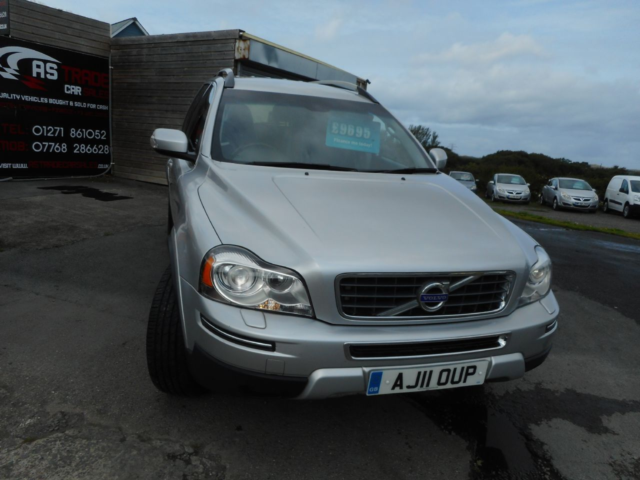 VOLVOXC90D5 AWD (200 bhp) SE Lux Geartronic for sale