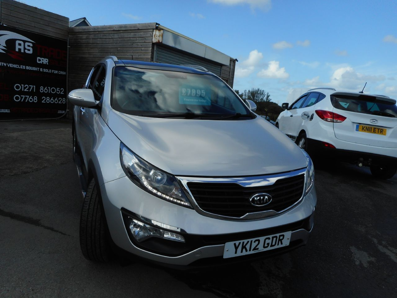 KIASportage1.7 CRDi 2 2WD for sale