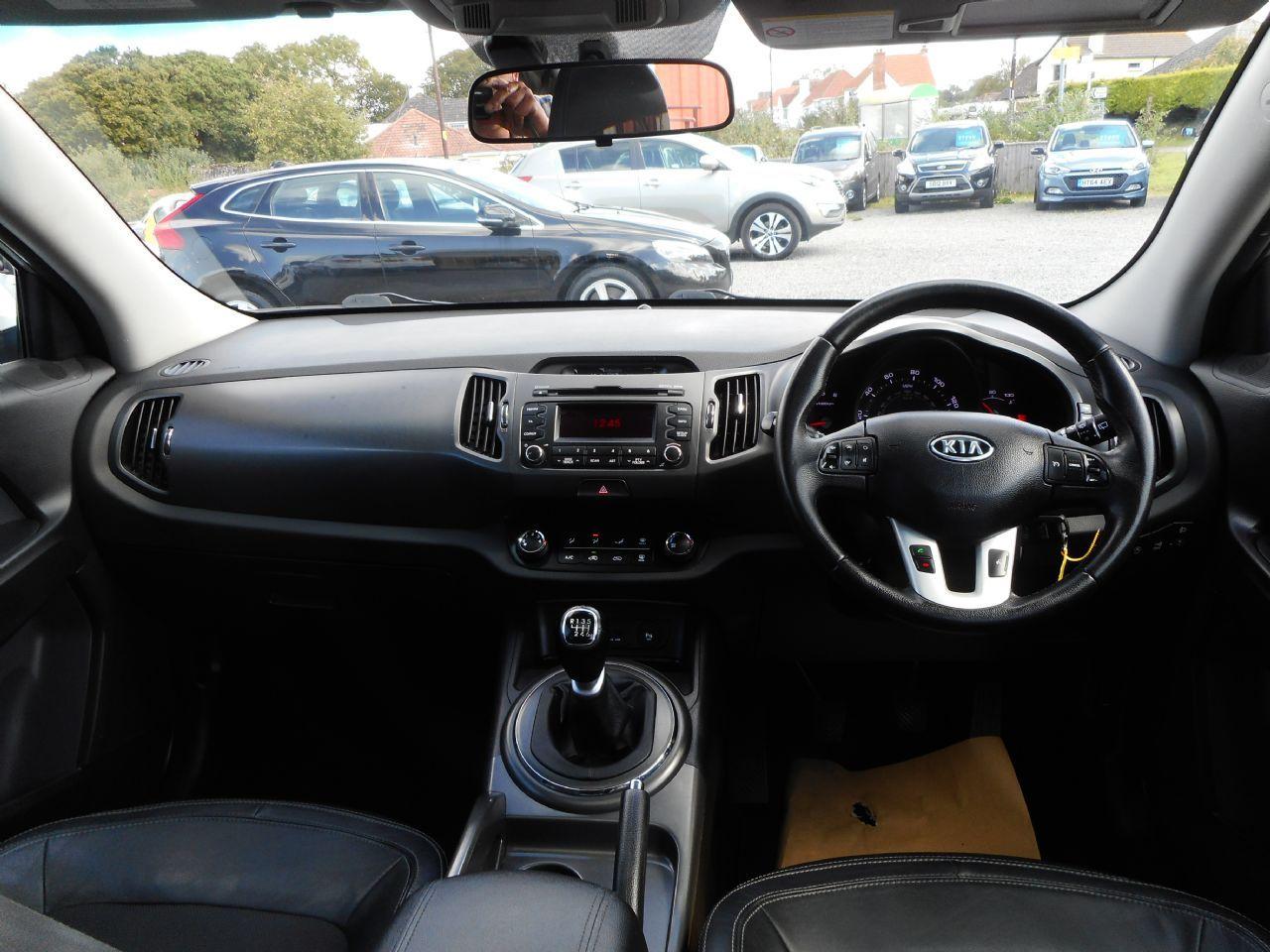 KIA Sportage 1.7 CRDi 2 2WD (2012) - Picture 12