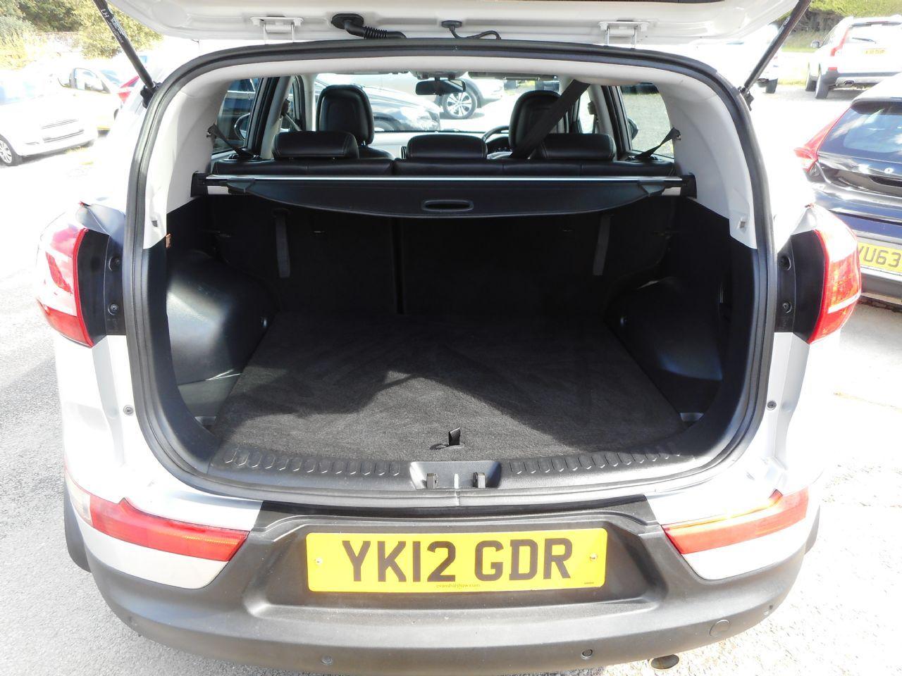KIA Sportage 1.7 CRDi 2 2WD (2012) - Picture 15