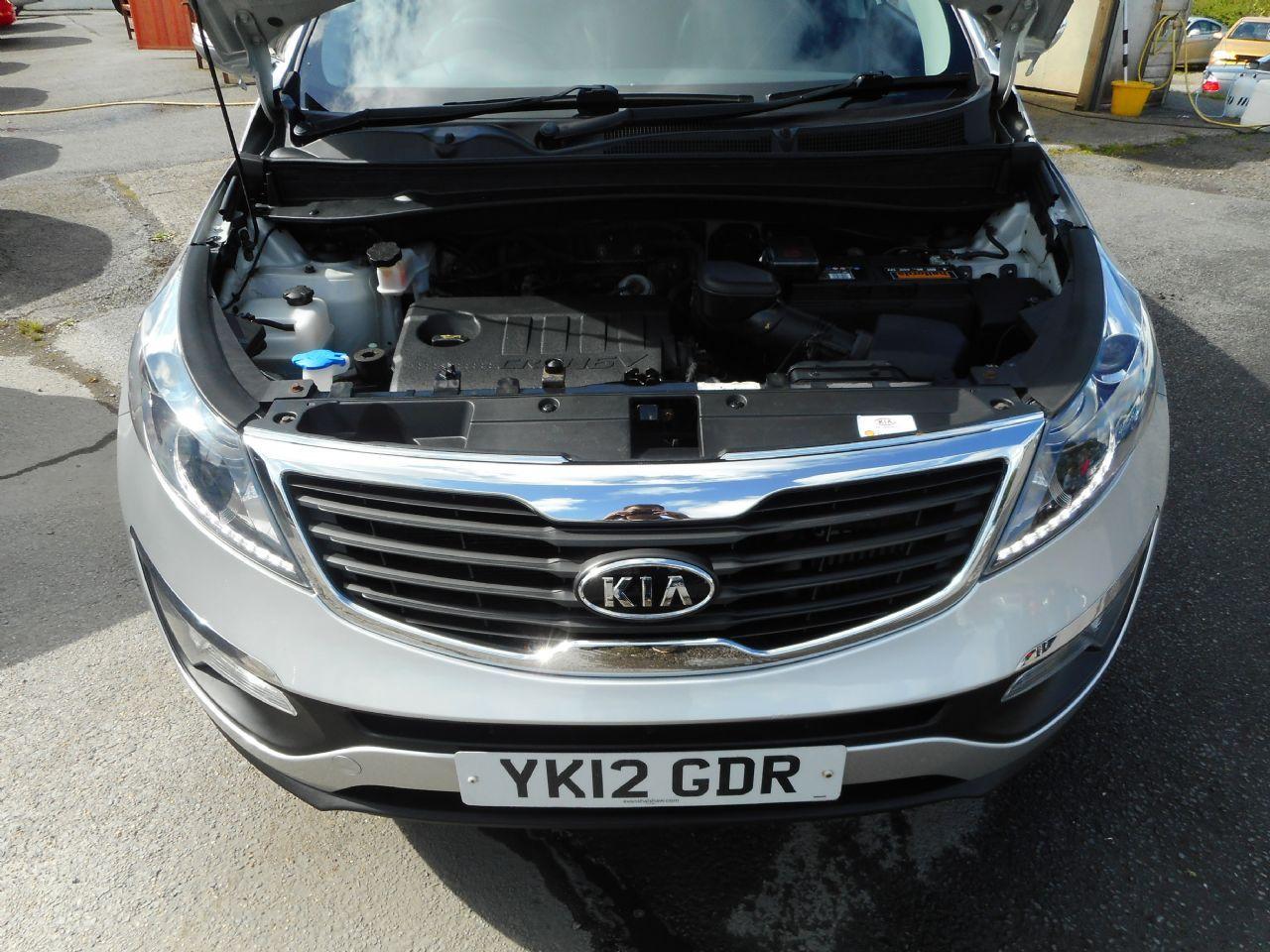 KIA Sportage 1.7 CRDi 2 2WD (2012) - Picture 17