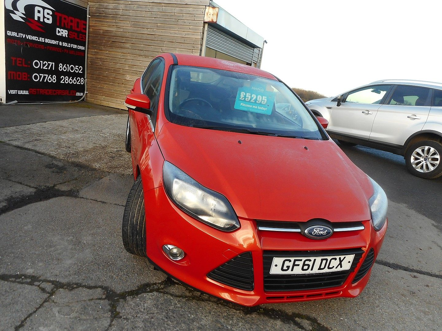 FORDFocus1.6 Zetec Auto for sale