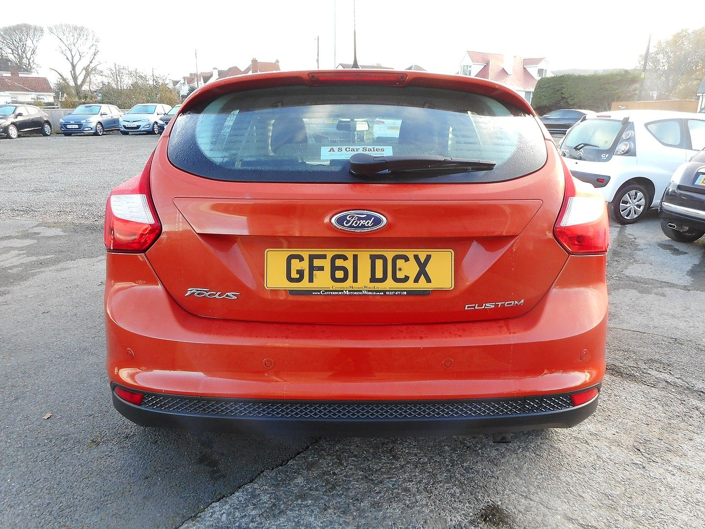 FORD Focus 1.6 Zetec Auto (2011) - Picture 15
