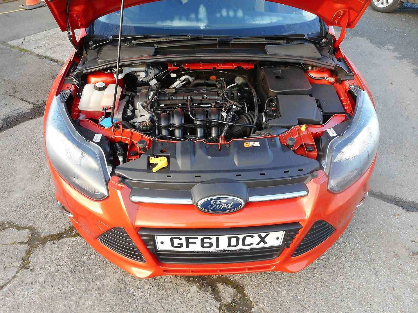 FORD Focus 1.6 Zetec Auto (2011) - Picture 16