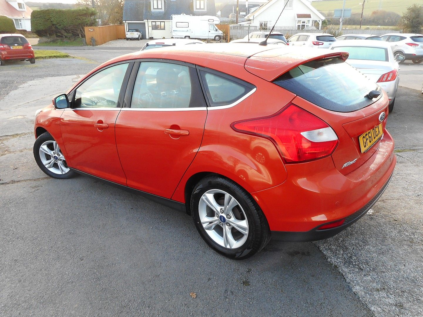 FORD Focus 1.6 Zetec Auto (2011) - Picture 4