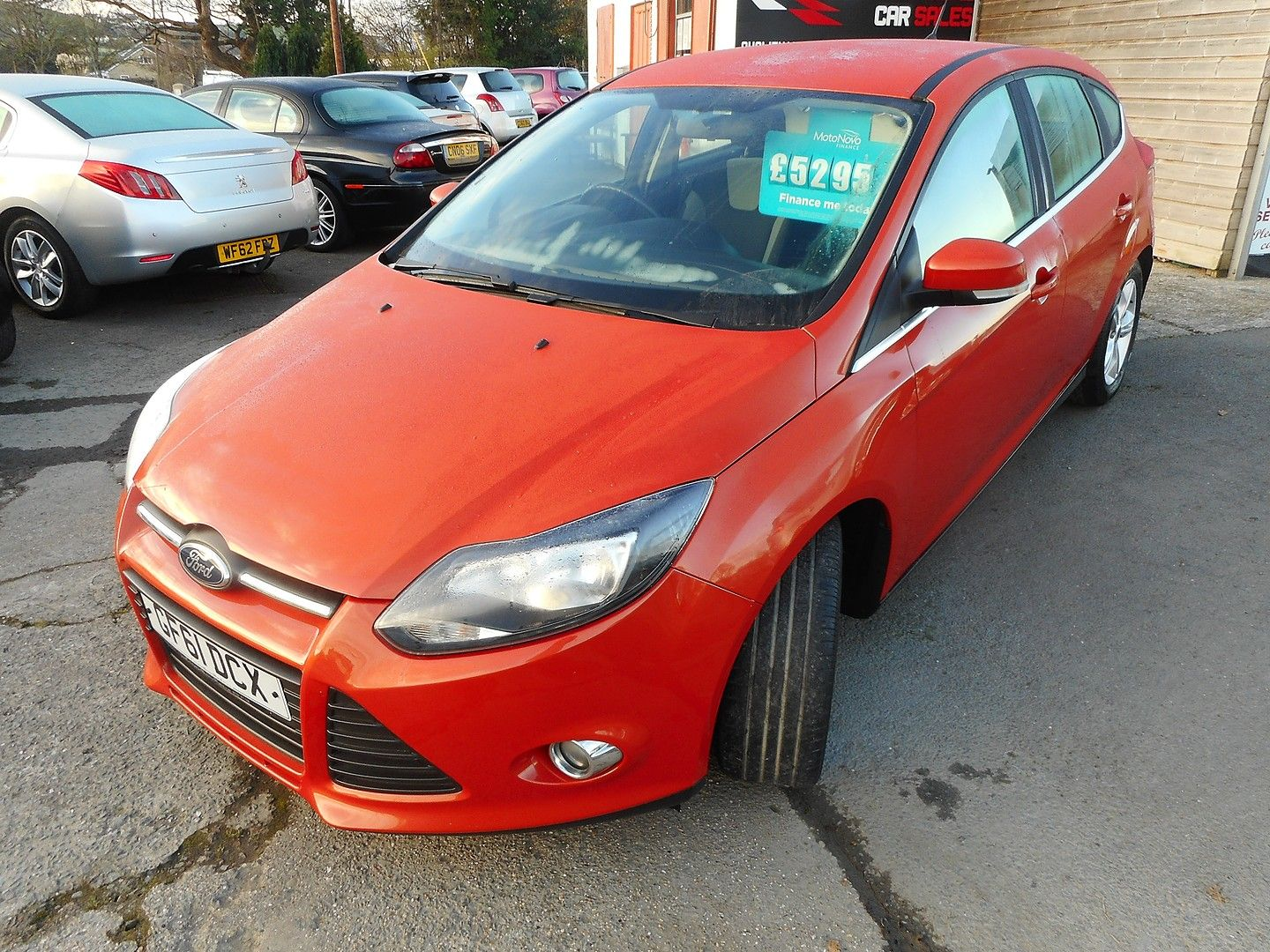 FORD Focus 1.6 Zetec Auto (2011) - Picture 5