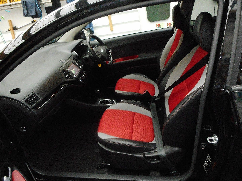 KIA Picanto Chilli 1.25 auto (2015) - Picture 10