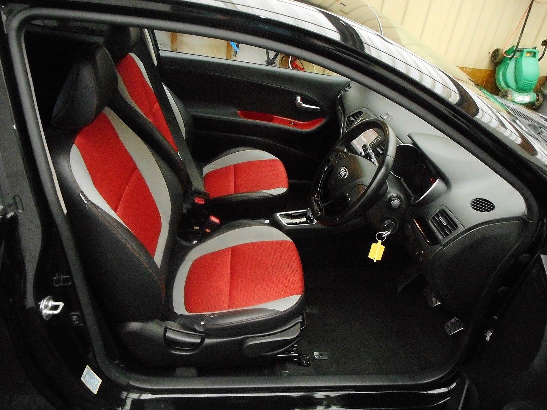 KIA Picanto Chilli 1.25 auto (2015) - Picture 11