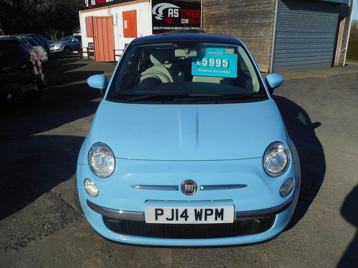 FIAT5001.2i Lounge S/S for sale