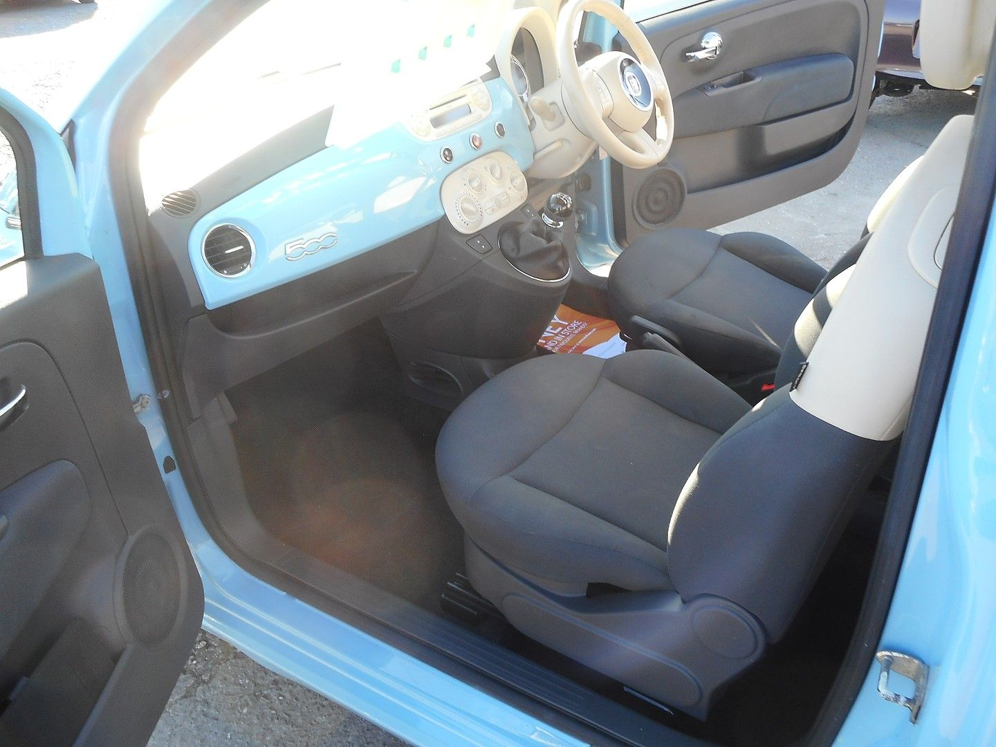 FIAT 500 1.2i Lounge S/S (2014) - Picture 11