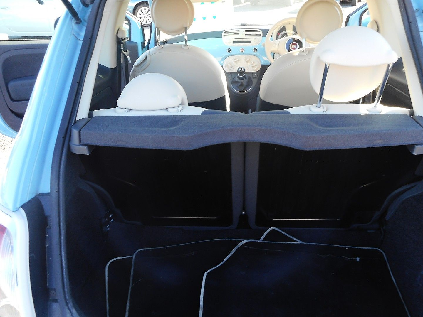 FIAT 500 1.2i Lounge S/S (2014) - Picture 12