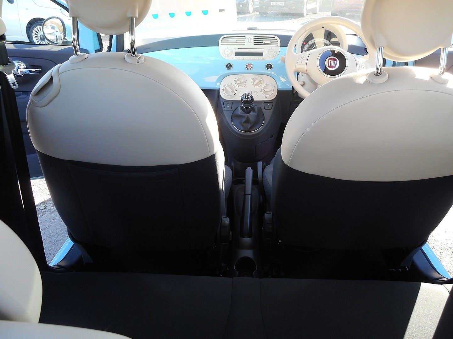 FIAT 500 1.2i Lounge S/S (2014) - Picture 13