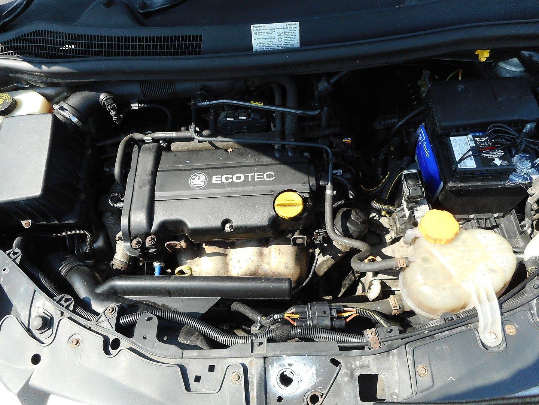 VAUXHALL Corsa Design 1.4i 16v Auto A/C (2007) - Picture 21