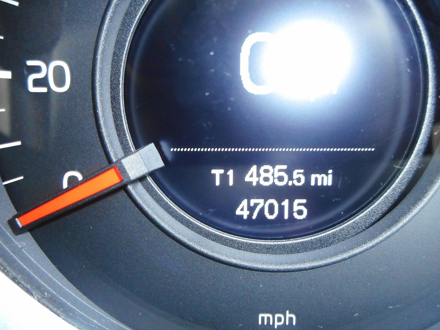 VOLVO V40 D2 (115hp) Start/Stop Cross Country Lux (2014) - Picture 13