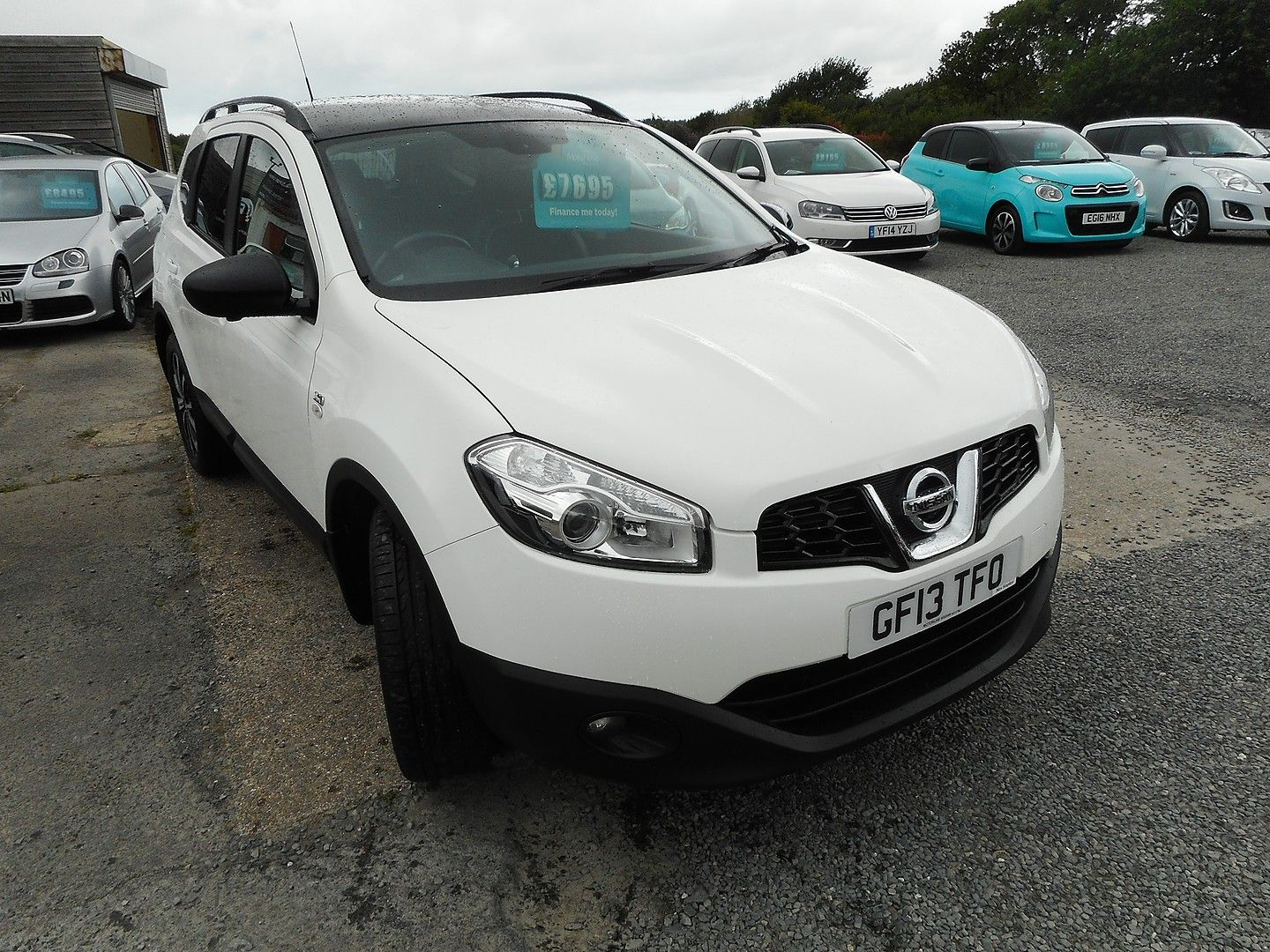NISSANQASHQAI360 1.5 dCi 7 SEATER for sale