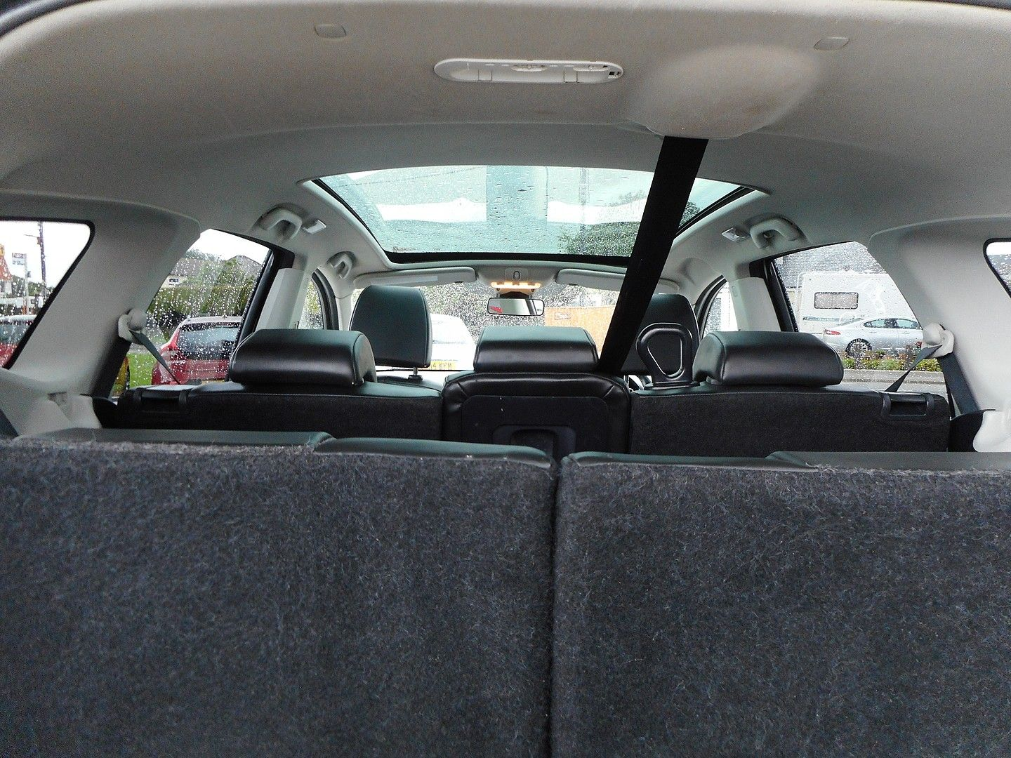 NISSAN QASHQAI 360 1.5 dCi 7 SEATER (2013) - Picture 14