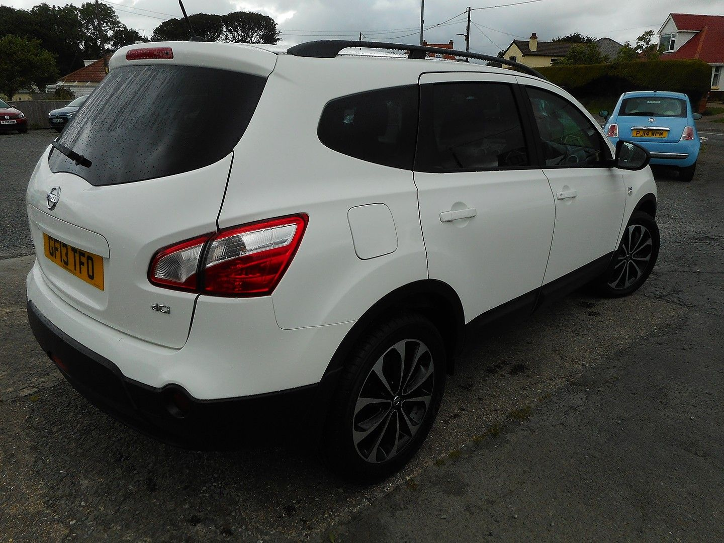 NISSAN QASHQAI 360 1.5 dCi 7 SEATER (2013) - Picture 3