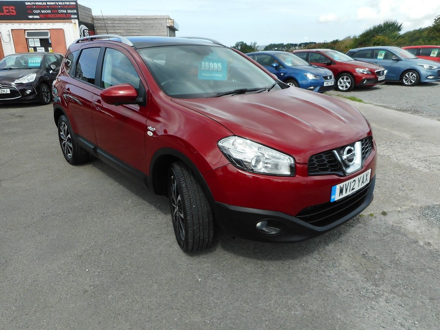 NISSANQASHQAI+2n-tec 1.6 dCi 130PS for sale