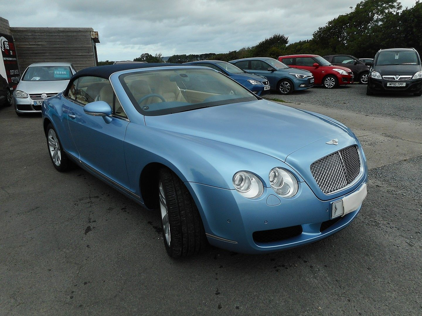 BENTLEYContinentalGTC for sale