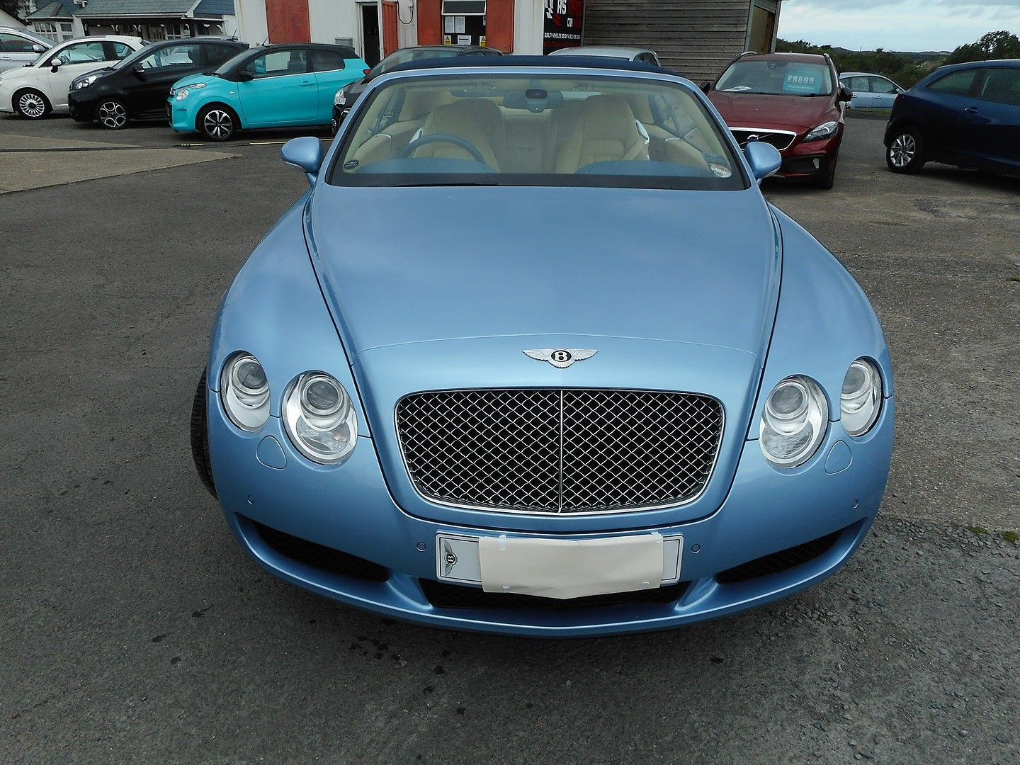 BENTLEY Continental GTC (2007) - Picture 2