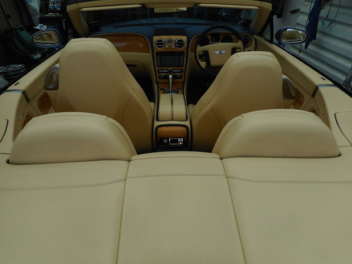 BENTLEY Continental GTC (2007) - Picture 21