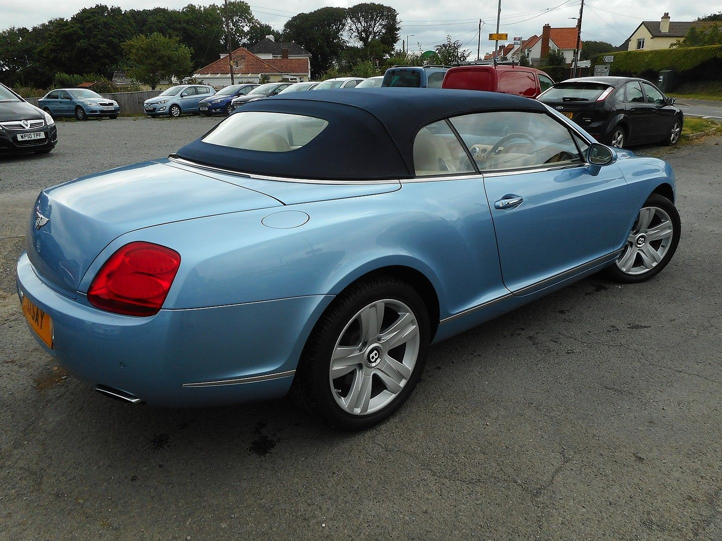 BENTLEY Continental GTC (2007) - Picture 3