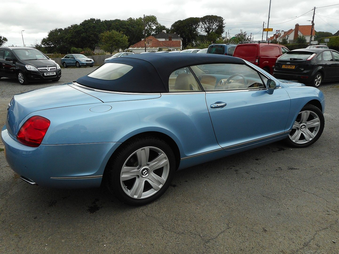 BENTLEY Continental GTC (2007) - Picture 4