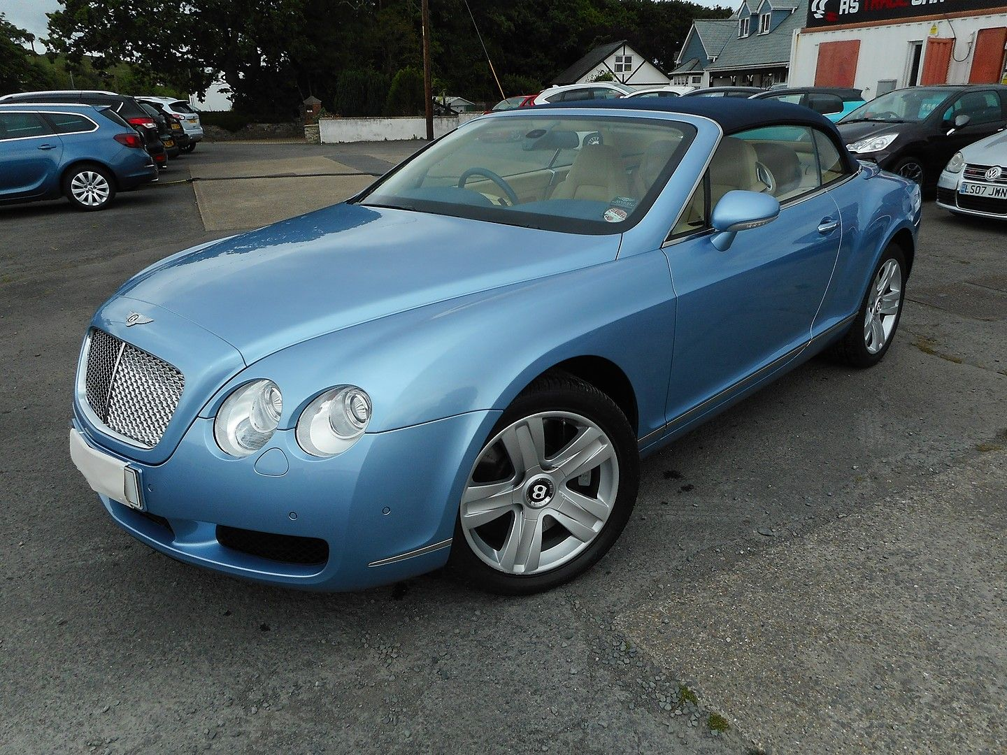 BENTLEY Continental GTC (2007) - Picture 5