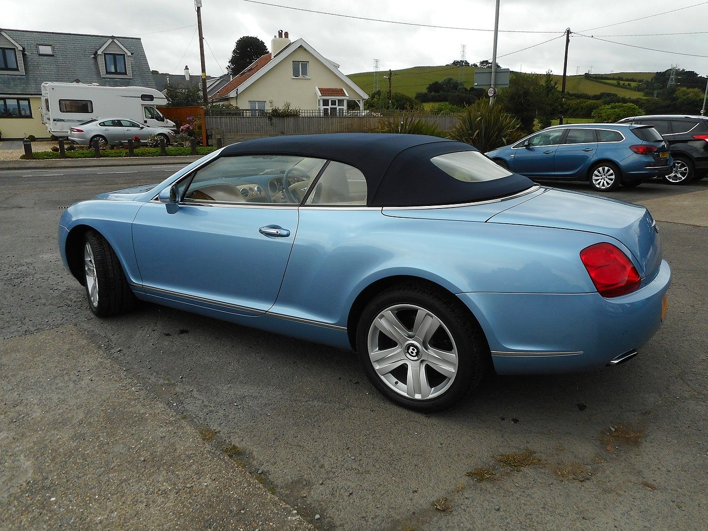 BENTLEY Continental GTC (2007) - Picture 6