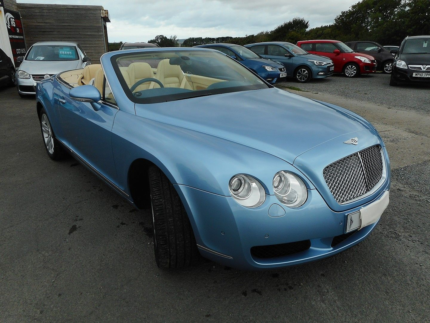 BENTLEY Continental GTC (2007) - Picture 8