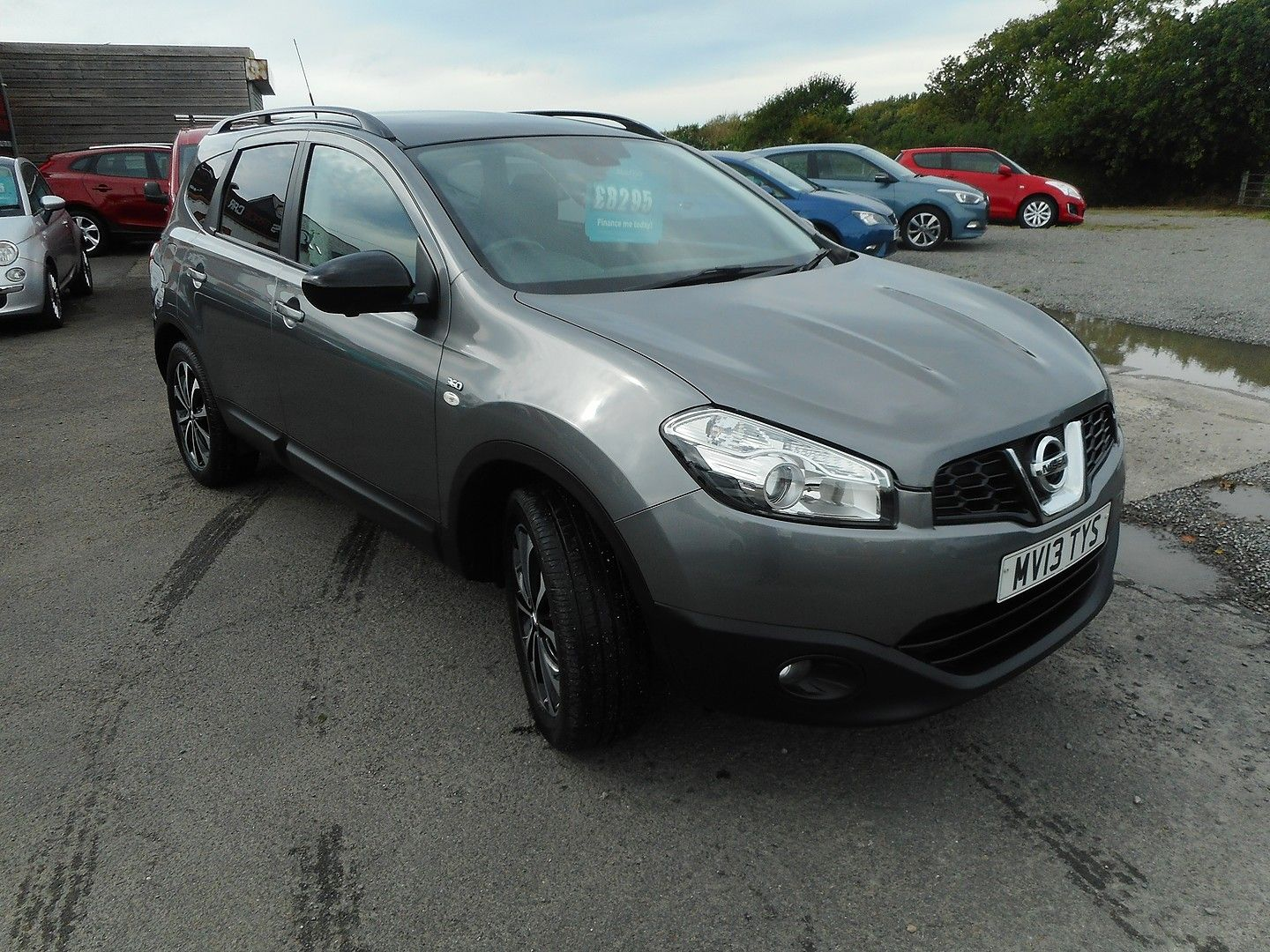 NISSANQASHQAI+2   7 SEATER360 1.5 dCi for sale