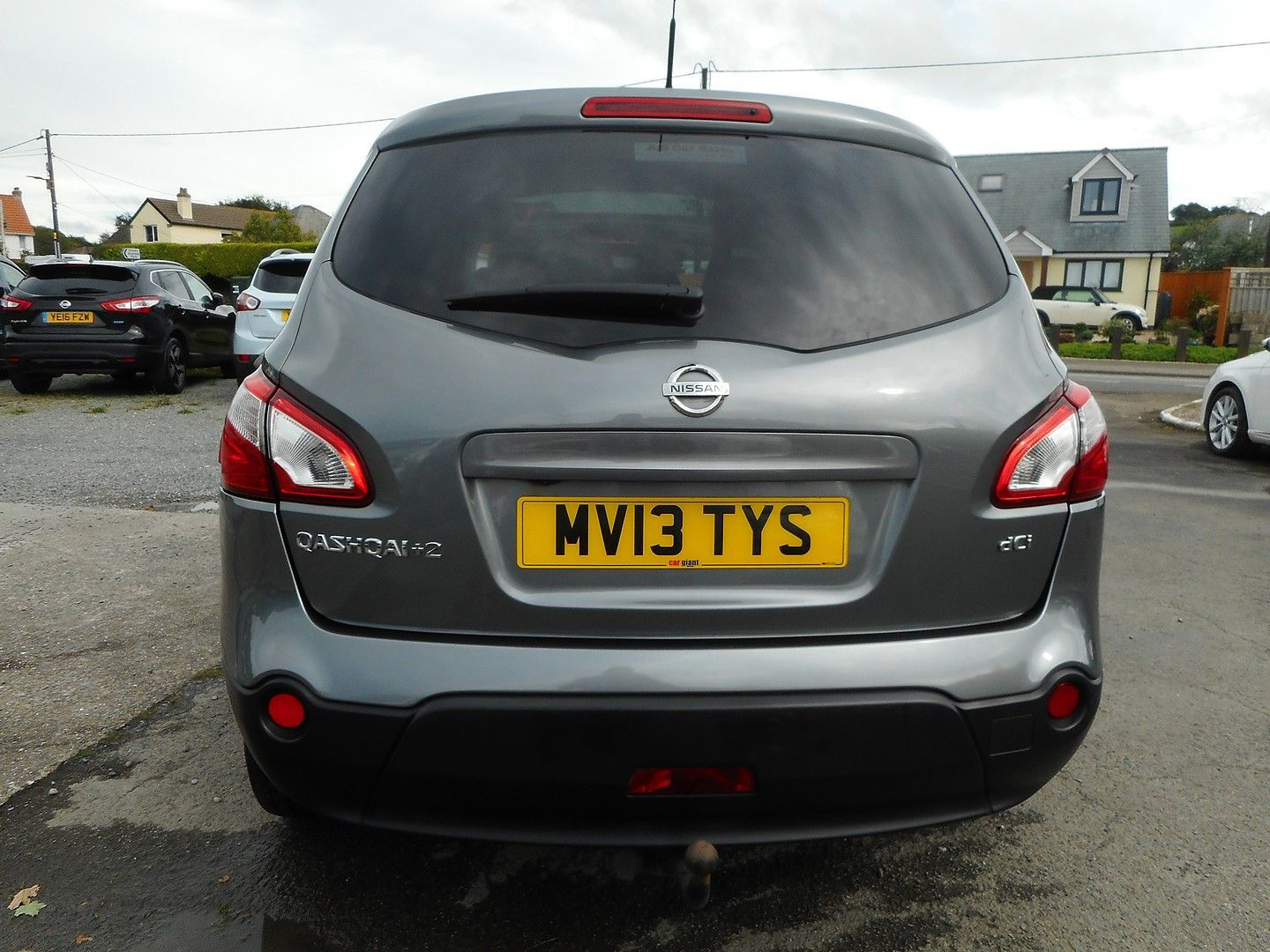 NISSAN QASHQAI+2   7 SEATER 360 1.5 dCi (2013) - Picture 14