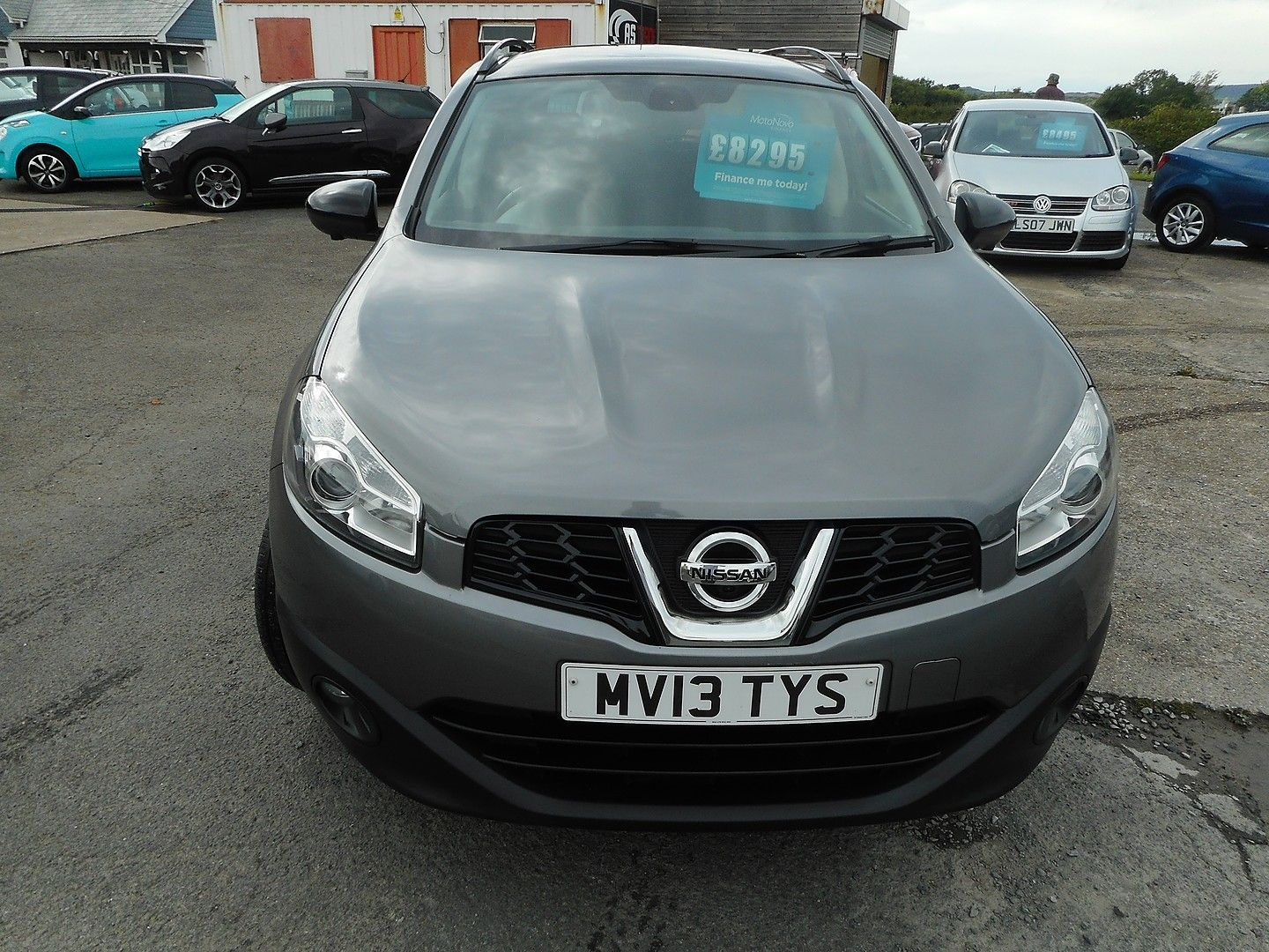 NISSAN QASHQAI+2   7 SEATER 360 1.5 dCi (2013) - Picture 2
