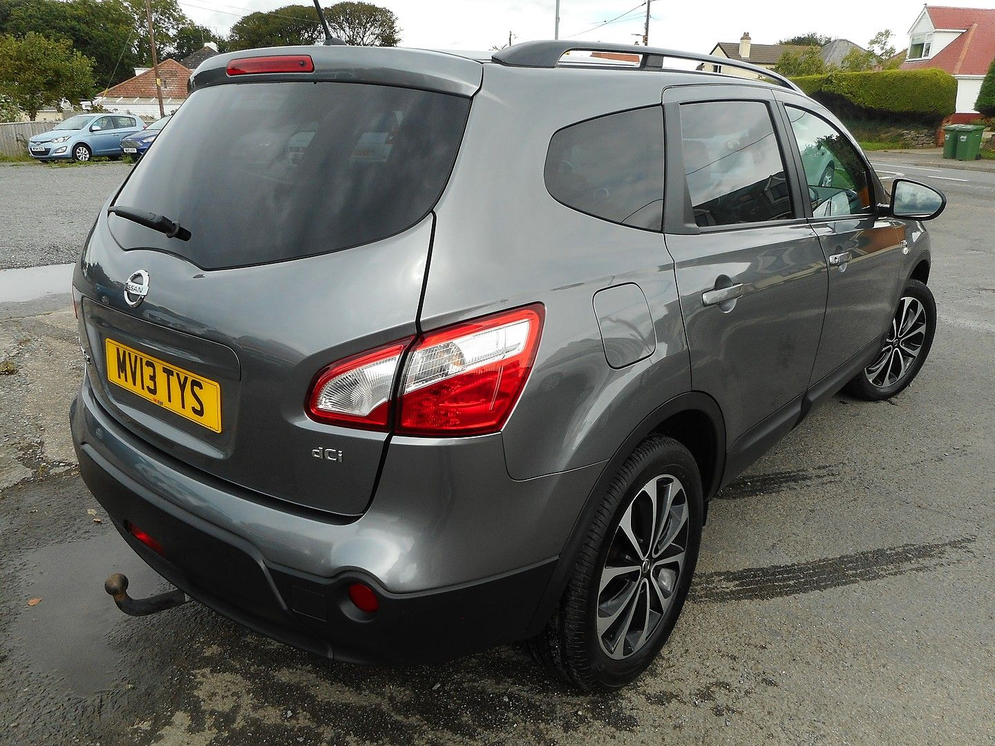 NISSAN QASHQAI+2   7 SEATER 360 1.5 dCi (2013) - Picture 3