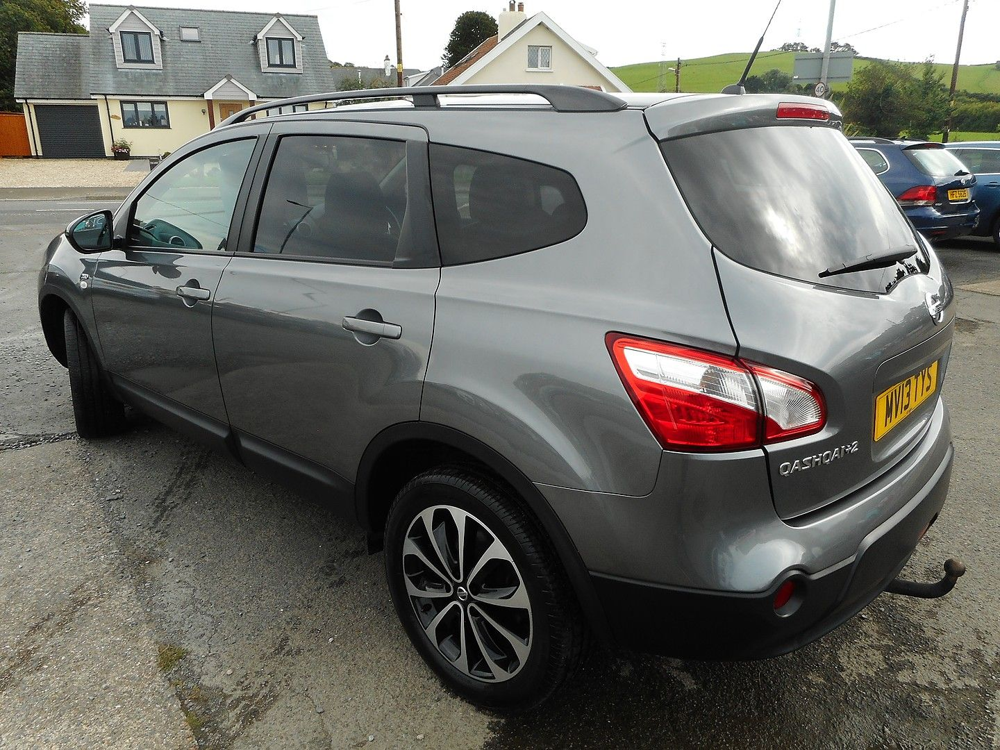 NISSAN QASHQAI+2   7 SEATER 360 1.5 dCi (2013) - Picture 4
